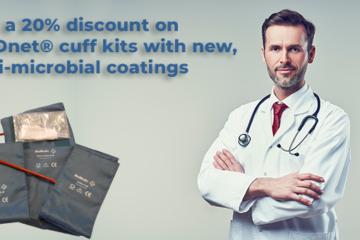 20% Discount on PADnet Cuffs