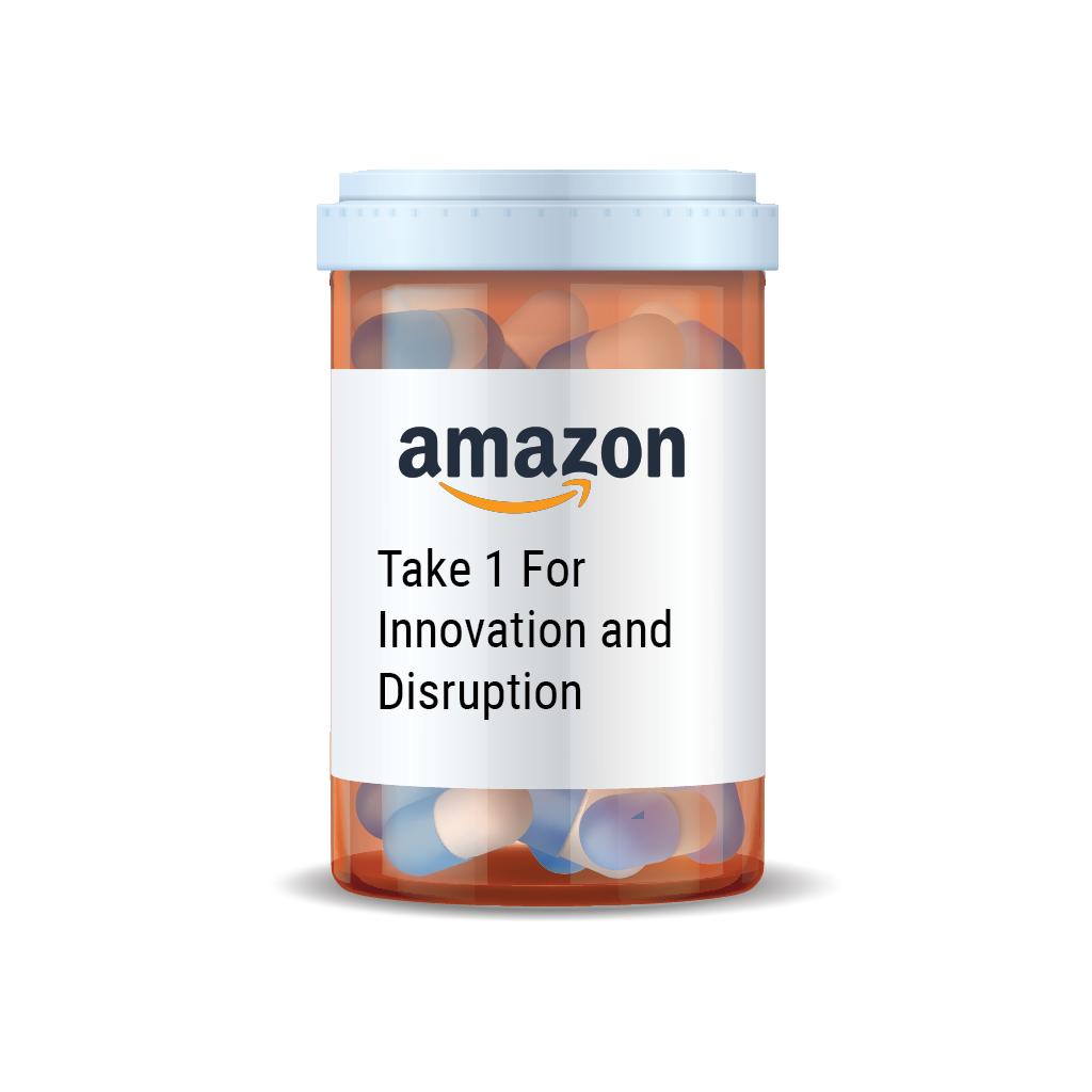 amazonification pill bottle