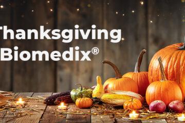 Happy Thanksgiving from Biomedix