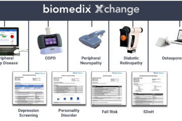 Biomedix Xchange Diagram