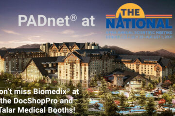Biomedix Will Be A the 2021 APMA Annual Scientific Meeting