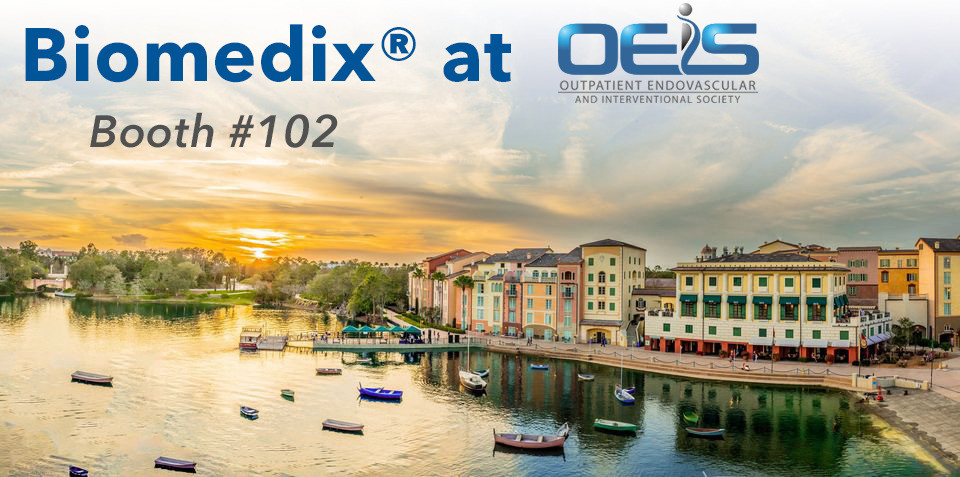 Biomedix at OEIS 2021, Booth #102
